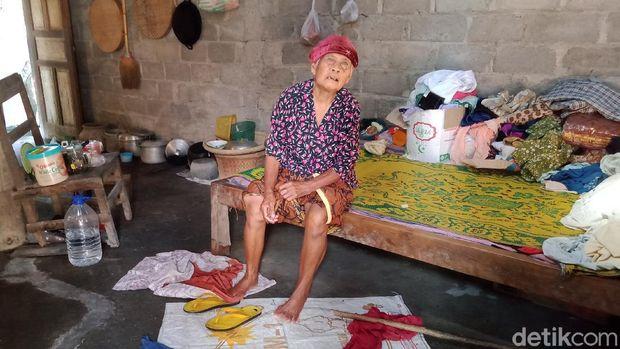Mbah Minto, nenek yang viral gegara dagelan Gagal Mudik