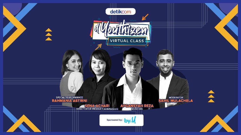 Belajar Skill Wajib Zillenials di dYouthizen Virtual Class