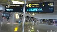 Turun 95 Persen, Penumpang Bandara Yogya Kurang dari 150 Orang Per Hari