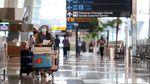 Suasana Terkini Bandara Soetta Pascapenerbangan Dibuka
