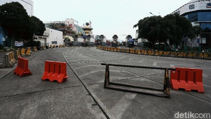 Sejumlah terminal ikut terdampak pandemi Corona pasca larangan mudik hingga perizinan beroperasi kembali oleh Kemenhub, salah satunya Terminal Blok M.
