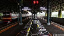 Keriuhan yang Hilang di Stasiun Gambir