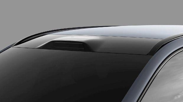 Mobil otonom Volvo