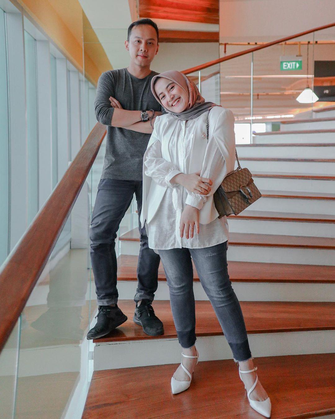 Zyta Delia Rahma dan Achmad Ziki R.H