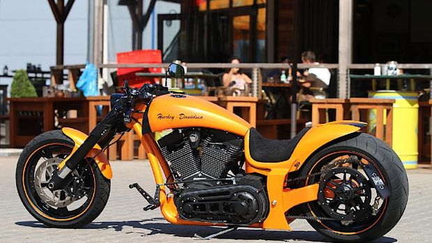 Harley-Davidson Rasa Lamborghini
