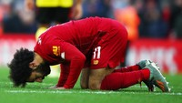 Satu Momen yang Bikin Mohamed Salah Yakin Juara Liga Inggris