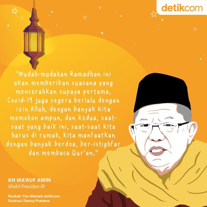Mutiara Ramadhan Wakil Presiden