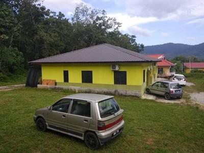Keindahan Kampung Yooi di Pulau Langkawi