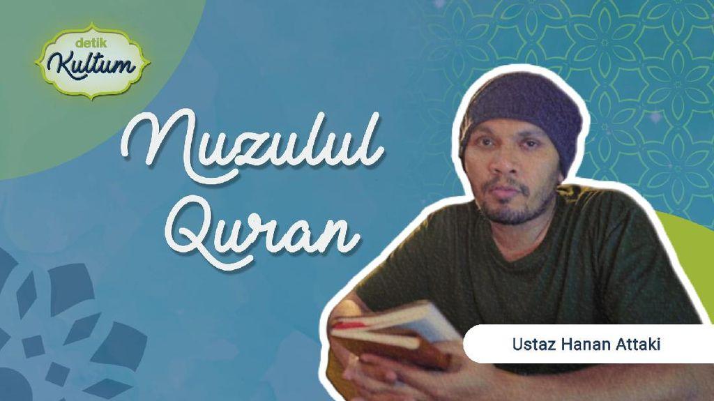 Keistimewaan Nuzulul Quran oleh Ustaz Hanan Attaki