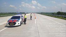 Pemudik Punya Modus Baru Turun di Overpass Tol, Ini Upaya Polisi Ngawi
