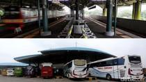 Kemenhub Perketat Pengawasan Transportasi Selama Arus Mudik-Balik Lebaran