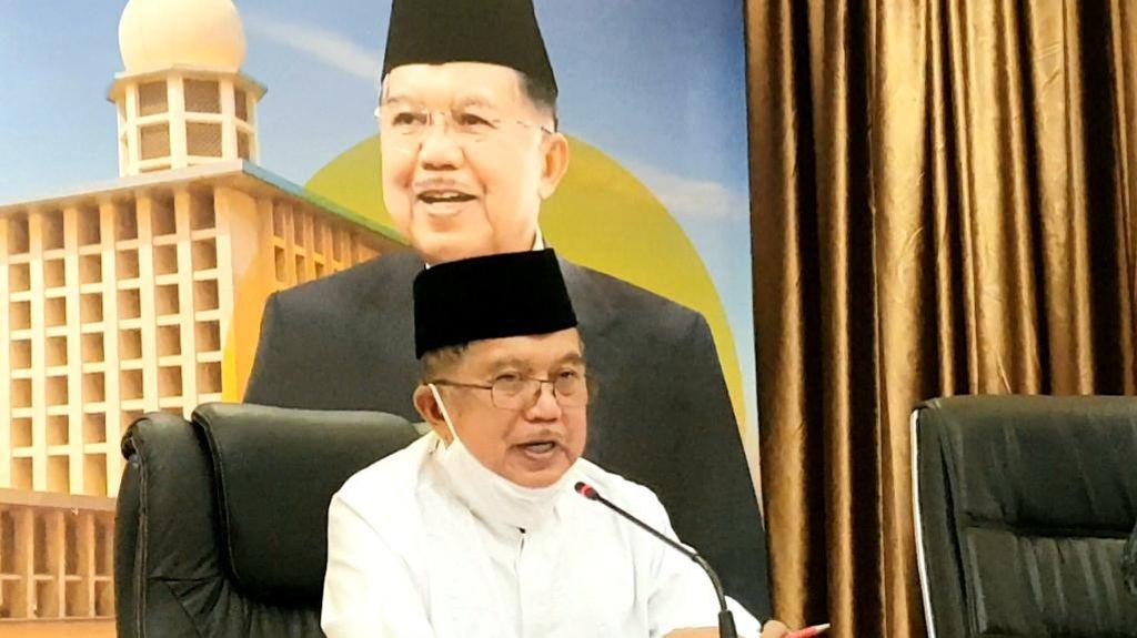 JK: Lebih Mudah Atur Protokol Kesehatan di Masjid daripada Pasar-Mal