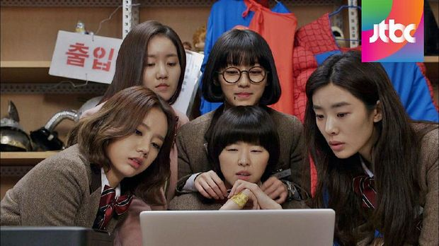 Drama Korea Seonam Girls High School Detectives