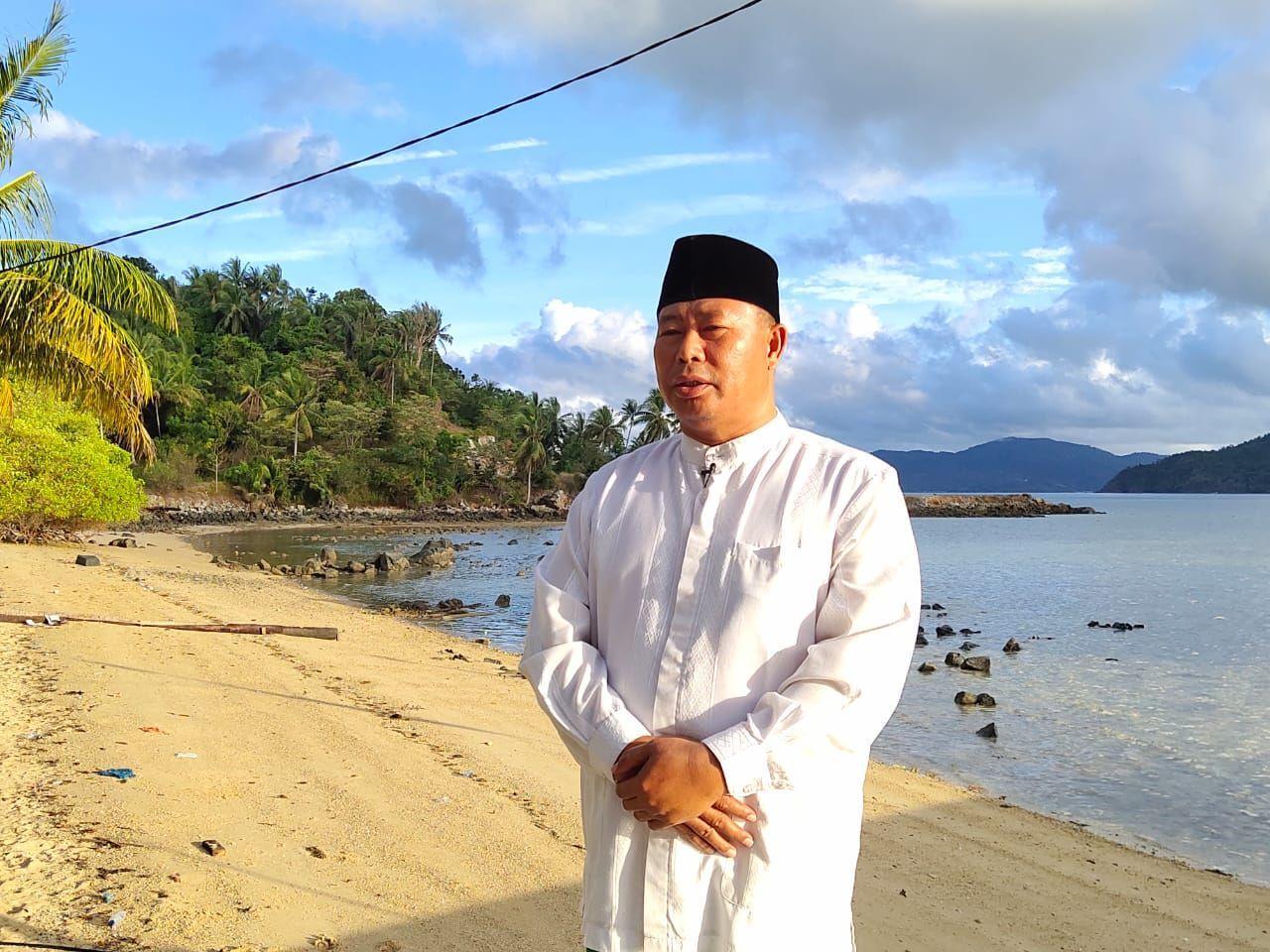 Bupati Kepulauan Anambas Abdul Haris