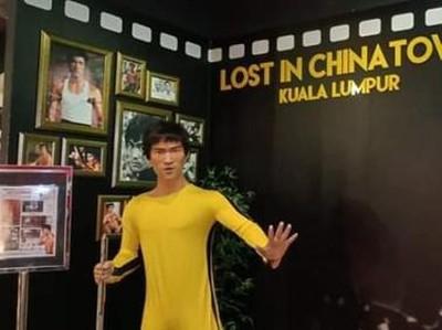 Melihat Bruce Lee di Negeri Jiran