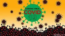Ngeri! Lagi Rapat, DPR Umumkan Ada yang Positif Corona