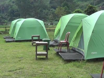 Tenda Wisata Diubah Jadi Tempat Karantina Pemudik Karanganyar