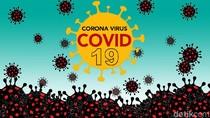 ASN Ditjen Imigrasi Positif COVID-19, Gedung Kemenkum HAM Tutup Sementara