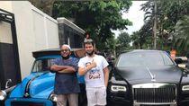 Bulan Depan Habis, Berapa Pajak Rolls-Royce Milik Raffi Ahmad?