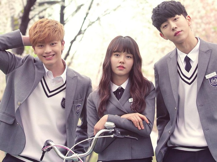 Drama Korea Who Are You: School 201