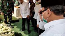 Prabowo Kenang Sosok Djoko Santoso: Kita Pernah Berjuang Bersama