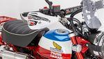 Potret Honda Monkey Berseragam Ala Pacuan Reli Dakar
