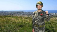 Son Heung-min: 3 Minggu Wajib Militer Berat Juga