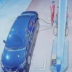 Pemobil Kabur Usai Isi Bensin Lalu Tabrak Ojol, Polisi: Sopir Mabuk