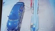 Pemobil Viral Kabur Usai Isi Bensin-Tabrak Motor, Polisi: Pelaku Mabuk