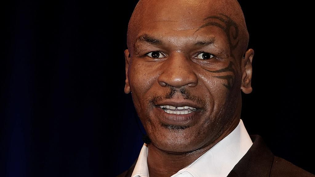 Menyibak Makna Tato di Muka Mike Tyson