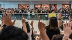 Demo Anti Pemerintah Kembali Bergulir di Hongkong