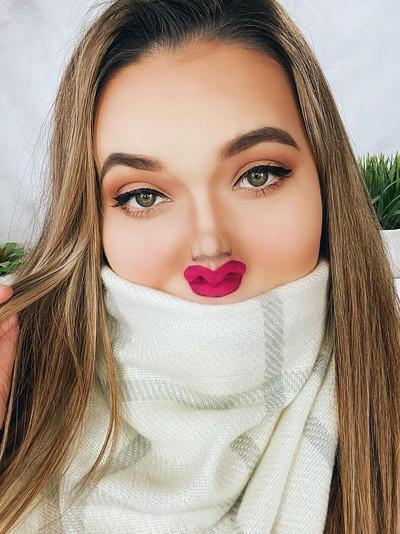 tantangan makeup wajah kecil