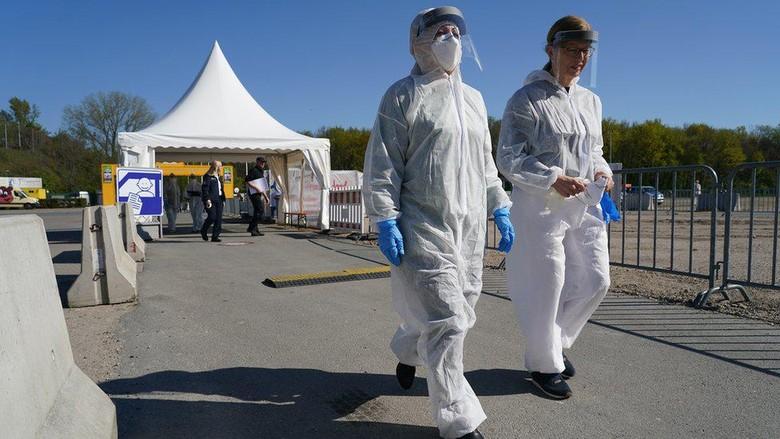 Virus corona: Tingkat penyebaran Covid-19 di Jerman meningkat setelah pelonggaran lockdown