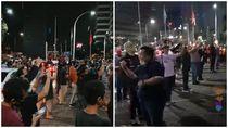 Warga Berkumpul Saat Penutupan McD Sarinah, Ini Kata Polisi