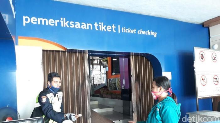 Stasiun Tugu Yogyakarta dibuka kembali