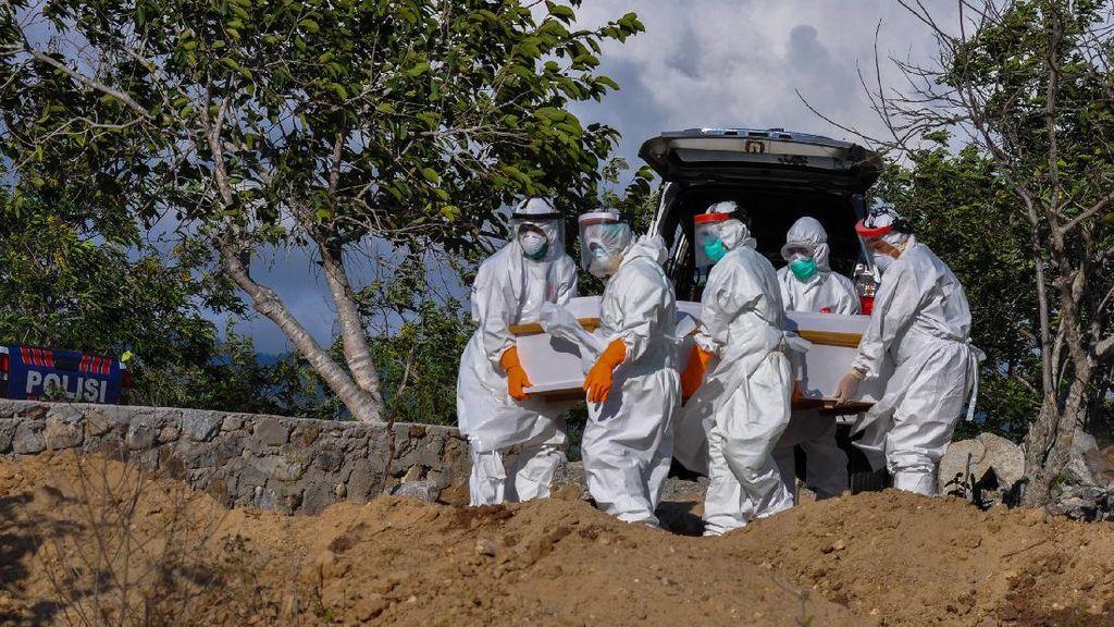 87 Pasien Corona di Indonesia Meninggal Per 15 Juli, Terbanyak dalam Sehari