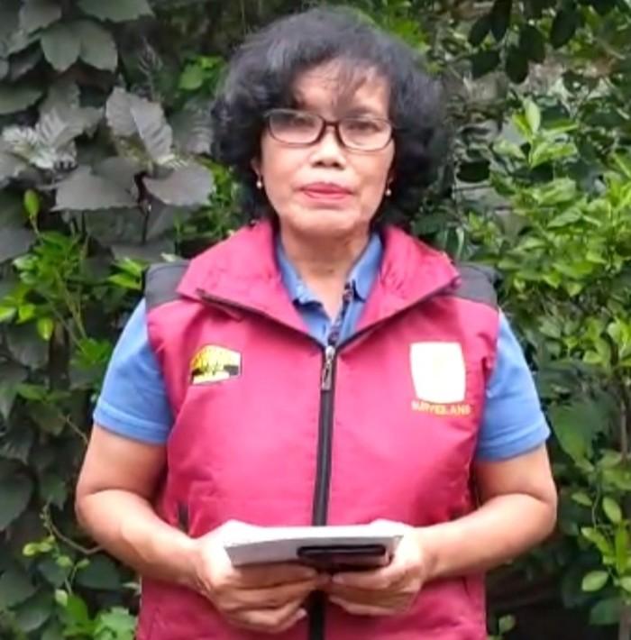 Jubir Gugus Tugas COVID-19 Kabupaten Blitar, Krisna Yekti