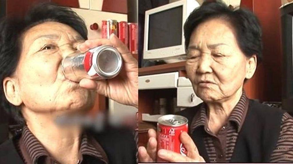 Nenek Ini Minum 150 Ribu Kaleng Soda Selama 40 Tahun