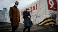 Dihajar Varian Delta, Rusia Cetak Rekor Kematian