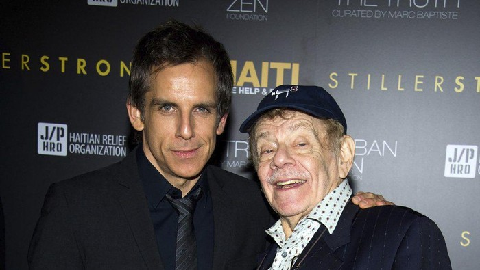 Ben Stiller dan Jerry Stiller