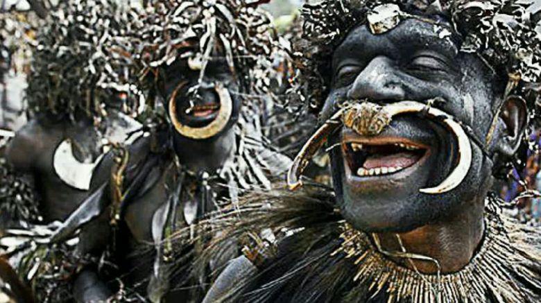 Suku Sambia di Papua Nugini