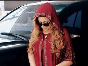 Curhat Aktris yang Pengakuannya Kembali Jadi Muslim Viral