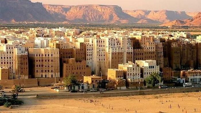 Negeri Yaman, terkenal dengan negeri anak keturunan Rasulullah (Bunga Wulandari)
