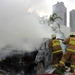Mobil Kamu Tiba-tiba Terbakar di Jalan? Jangan Panik, Ini yang Perlu Dilakukan