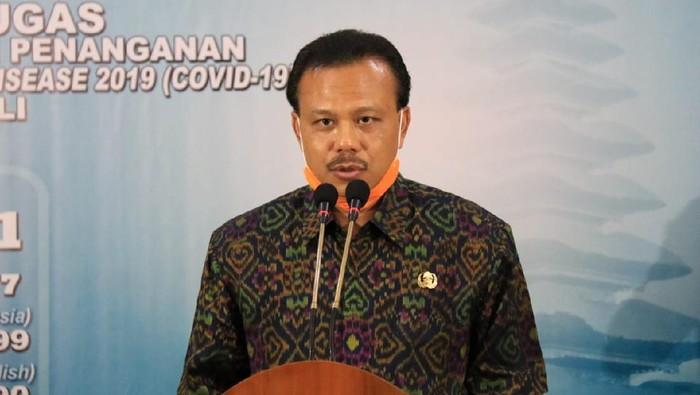 Sekretaris Daerah (Sekda) Bali, Dewa Made Indra (dok. Istimewa)