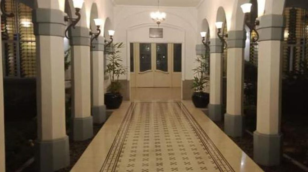 Hotel Tua di Surabaya Ini Dibangun pada Tahun 1910
