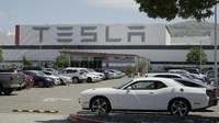 3 Fakta Tesla Segera Bikin Pabrik Baterai Mobil Listrik di RI