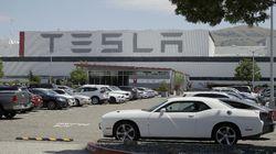 Stock Split, Saham Tesla Diburu Investor Kecil
