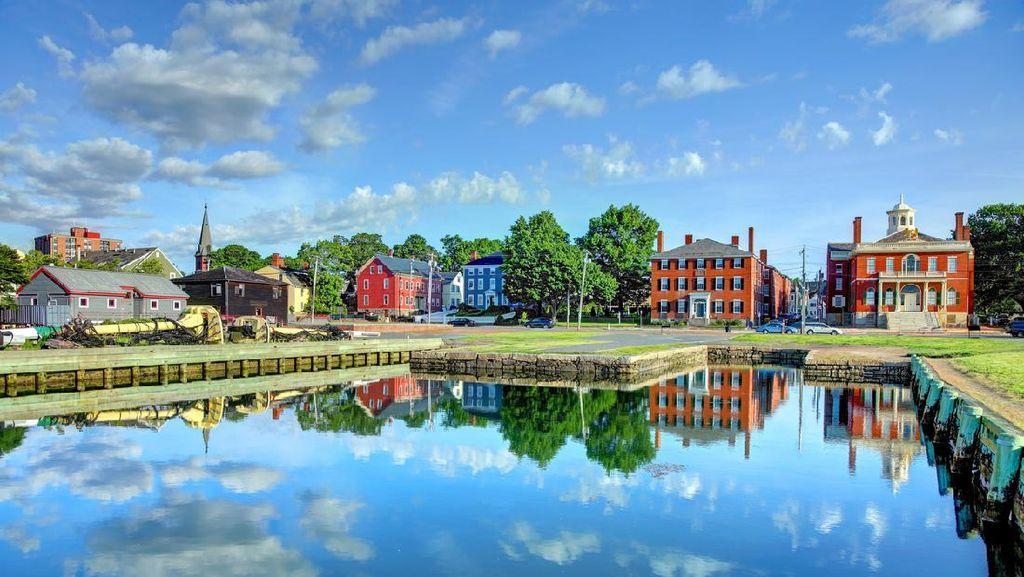 Salem, Kota Sihir Sungguhan di Dunia Nyata