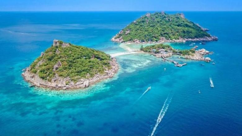 Koh Tao merupakan salah satu destinasi wisata terindah di Thailand. Namun nama Koh Tao kini dijuluki dengan